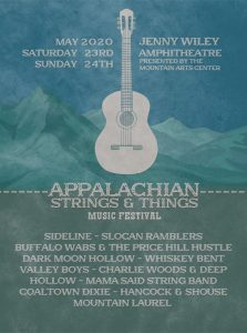 CANCELED - Appalachian Strings and Things Music Festival @ Jenny Wiley Ampitheater | Prestonsburg | Kentucky | United States