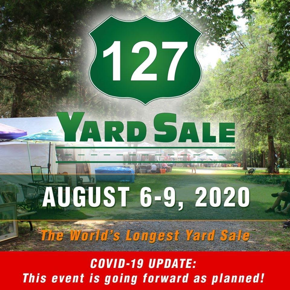 127 Yard Sale @ HWY 127