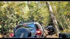 BACK THE BYWAY BENEFIT RIDE! @ Callies Campground - Red River Gorge   Stanton   Kentucky   United States