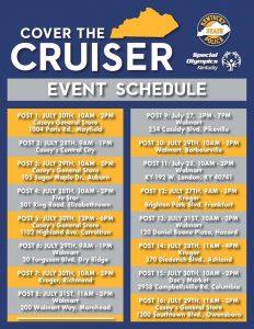Cover the Cruiser - Hazard @ Walmart | Hazard | Kentucky | United States