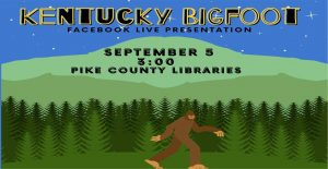 Kentucky Bigfoot - Facebook Live Presentation @ FB - Online